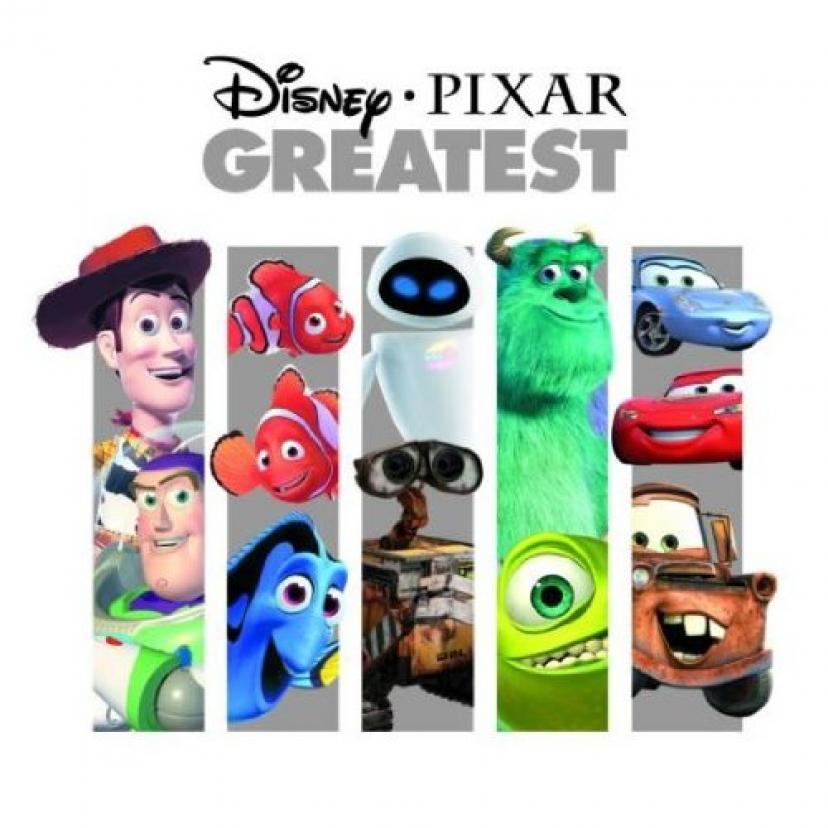 Disney・PIXAR GREATES