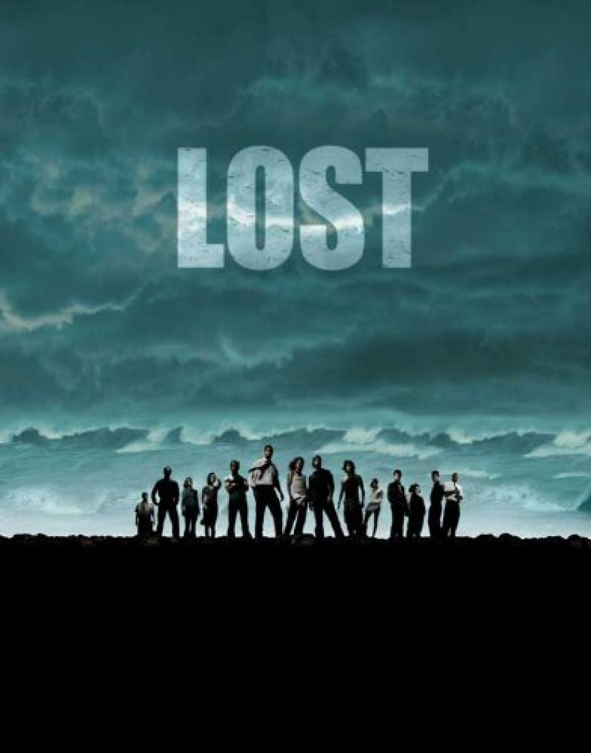 Lost Poster TV W 11x17