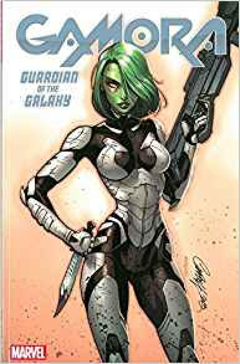 Gamora: Guardian of the Galaxy (英語) ペーパーバック – 2016/10/11