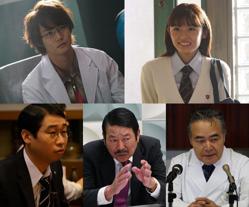 映画『東京グール』で脇を固める実写キャストが一挙解禁