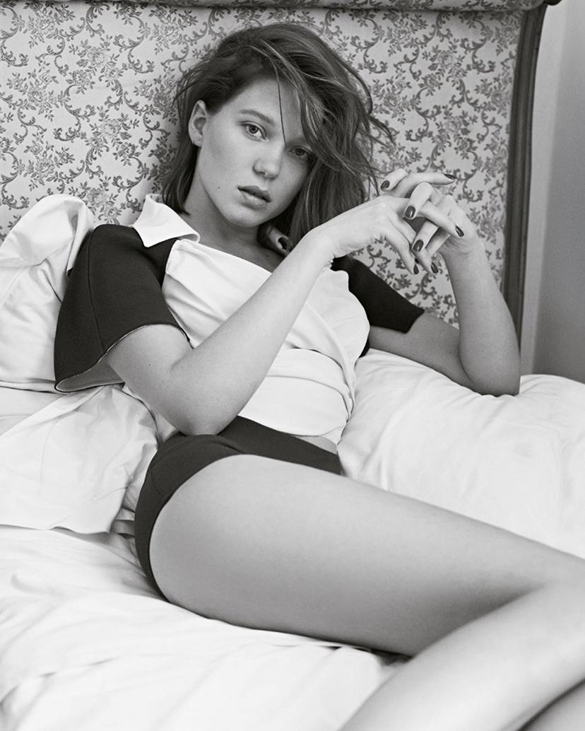 Lea Seydoux 8x10 Celebrity Photo #04 レア・セドゥ