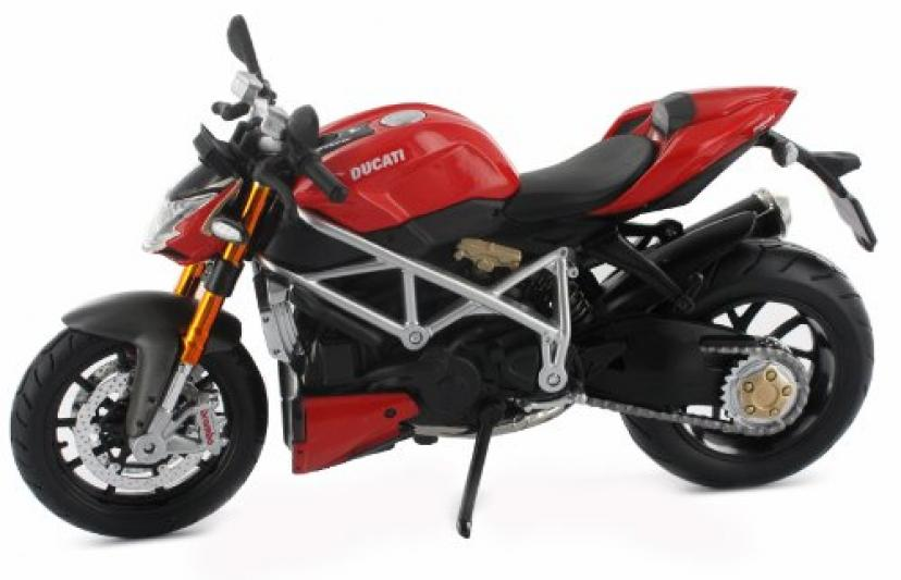 【バイク】ドゥカティ・ストリートファイターS(『ワイルド・スピード MEGA MAX』)