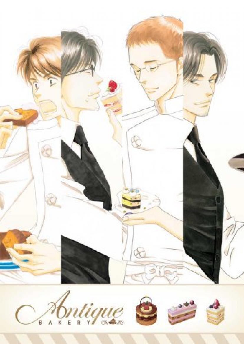 西洋骨董洋菓子店~アンティーク~ 北米版 / Antique Bakery [DVD][Import]