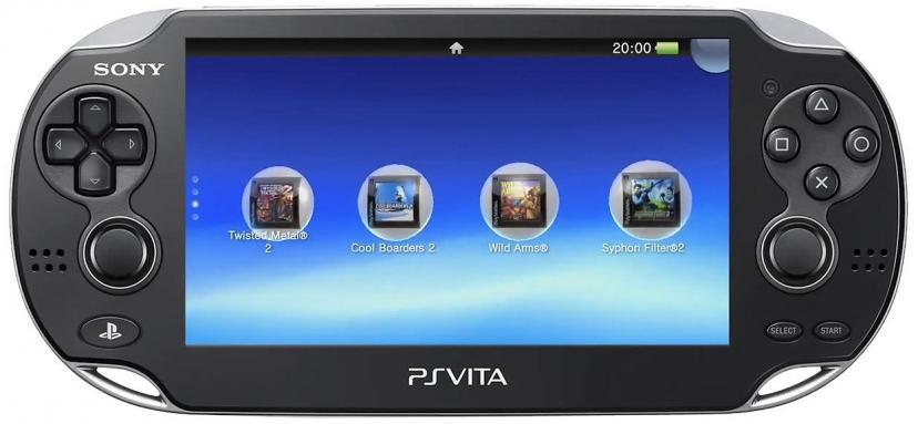 PlayStation Vita - WiFi 北米版 [輸入品]