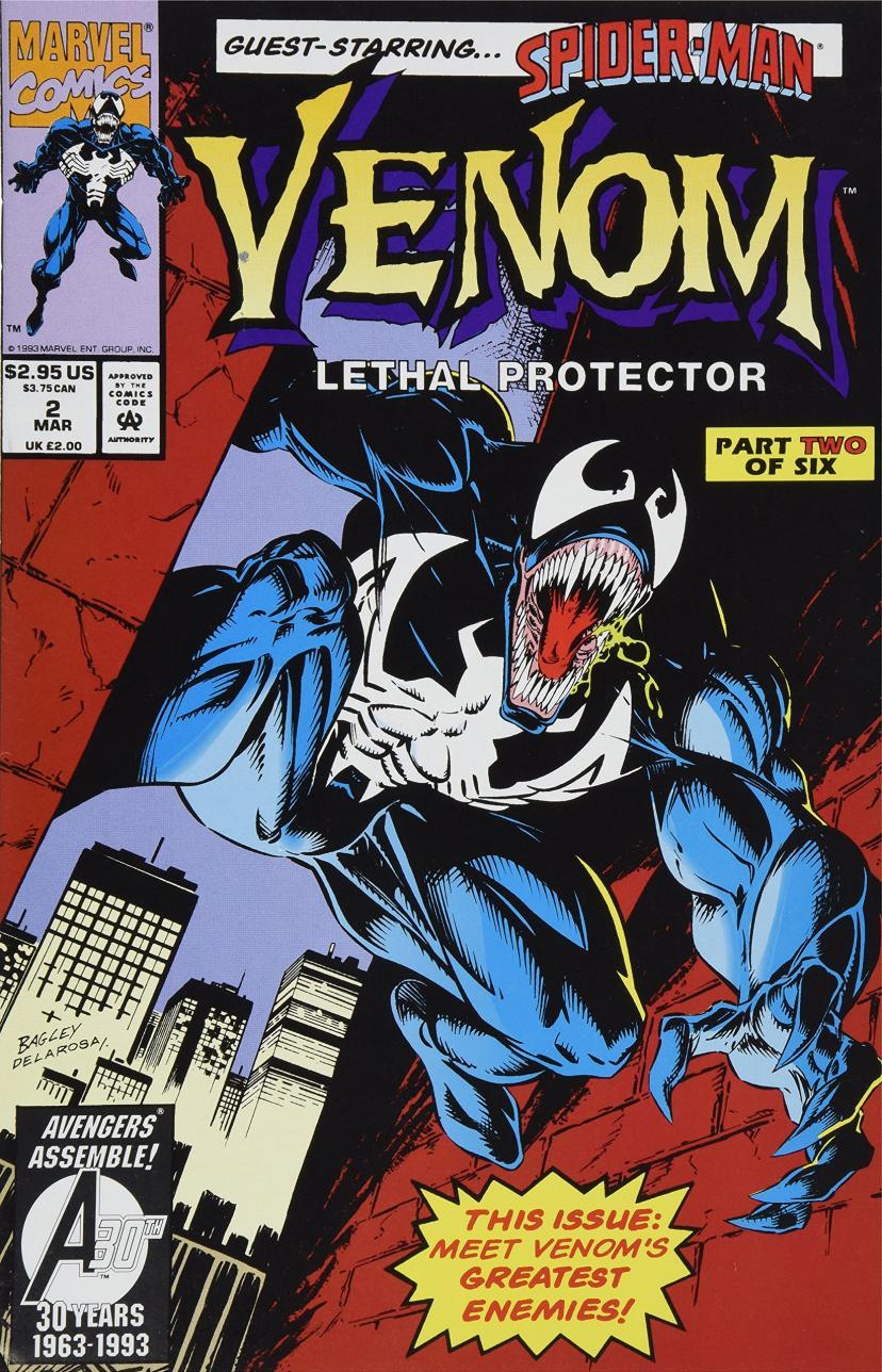『ヴェノム:リーサル・プロテクター』(コミック)