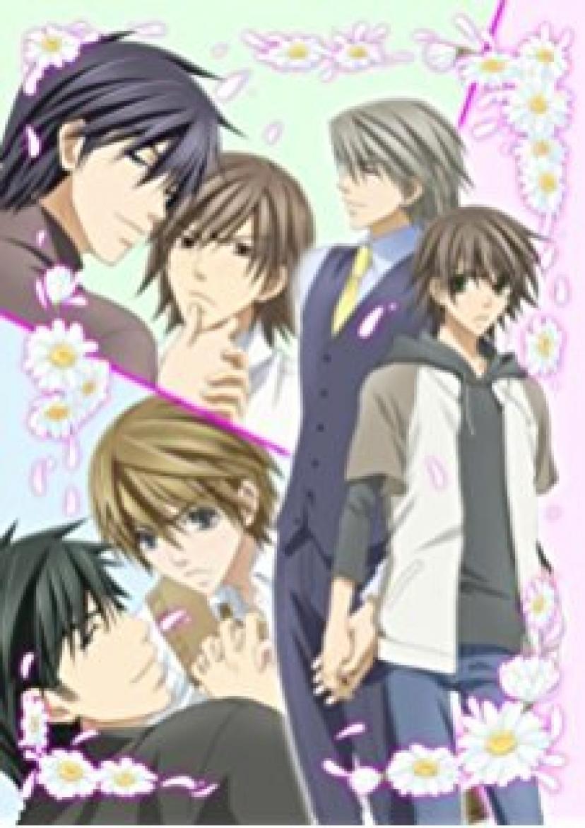 純情ロマンチカ 限定版6 [DVD]