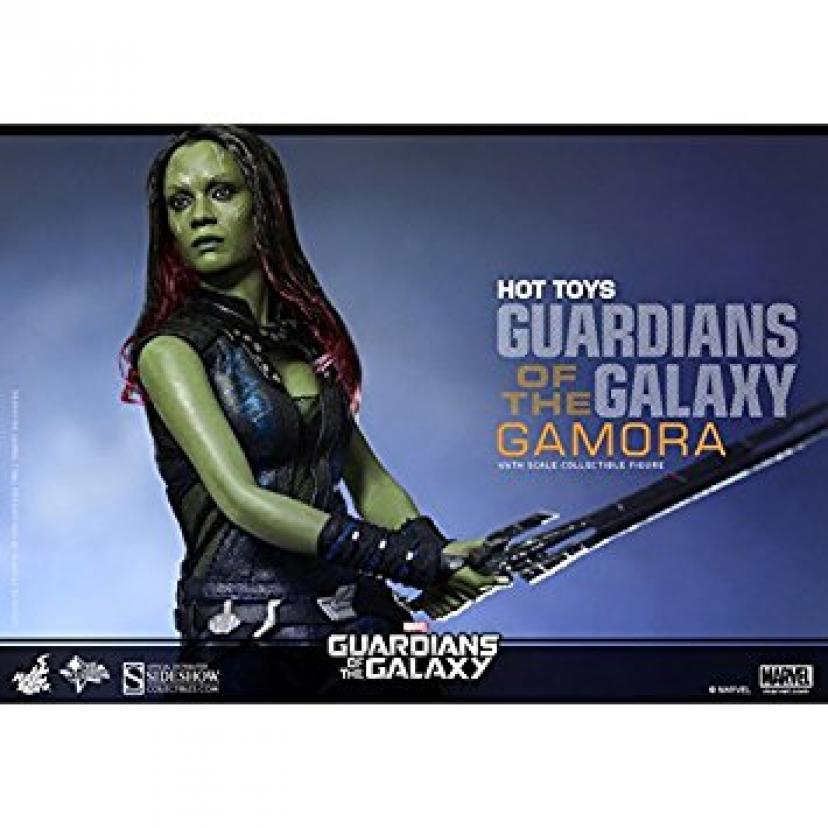 Marvel Guardians of the Galaxy Movie Masterpiece Gamora 1:6 Collectible Figure