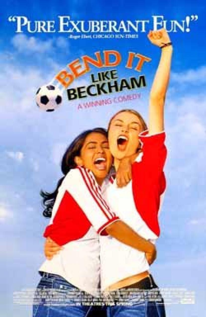 ベッカムに恋して