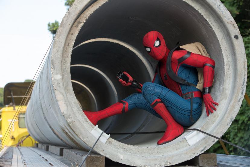 『スパイダーマン;ホームカミング』