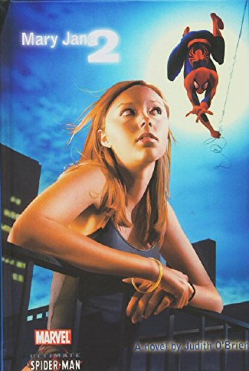 『スパイダーマン2』 メリー・ジェーン