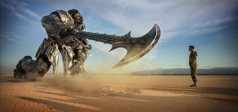 『トランスフォーマー/最後の騎士王』