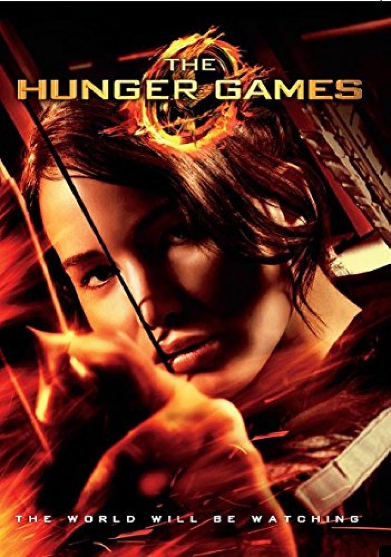 『ハンガーゲーム』DVD