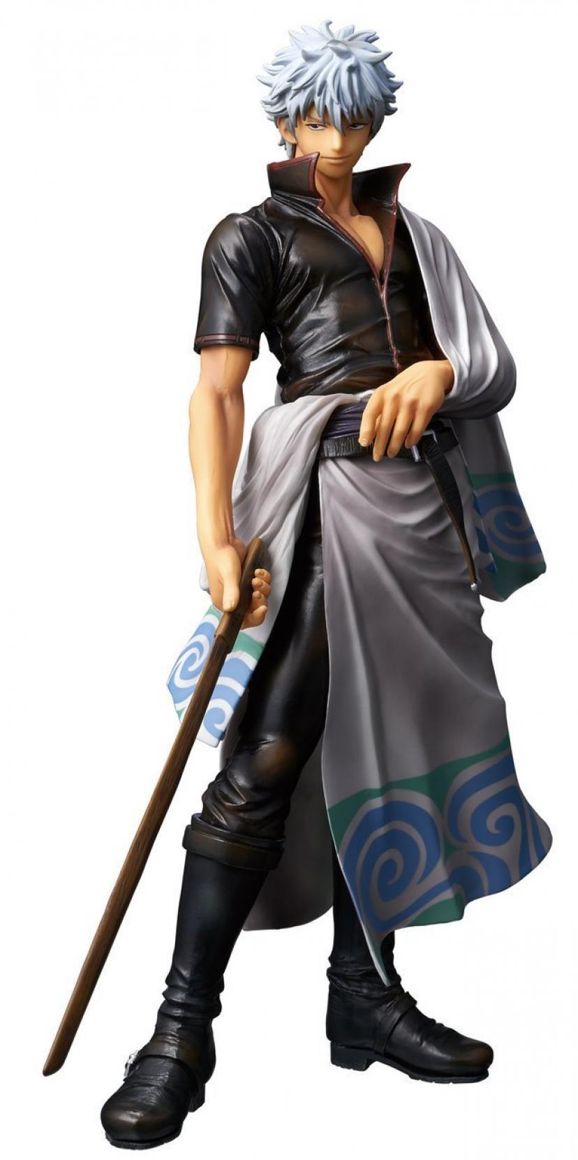 坂田銀時、『銀魂』のかっこいい絶対的主人公に迫る9のこと【モデルは金太郎!?】