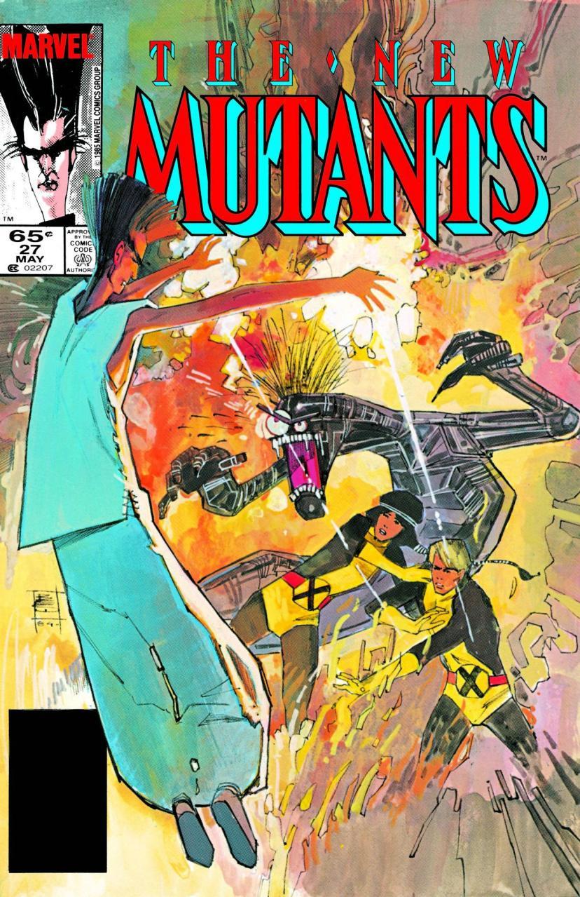 『X-Men:ニューミュタンツ』