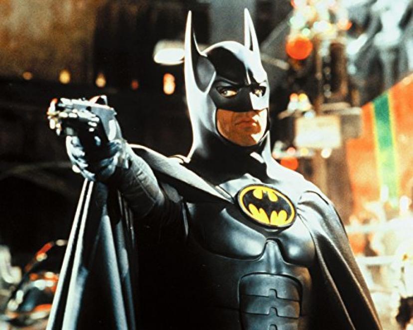 マイケル・キートン『バットマン』
