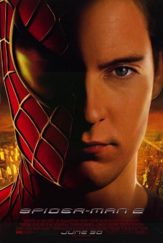 トビー・マグワイア『スパイダーマン2』