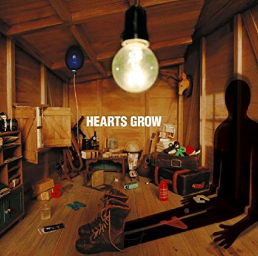 「かさなる影」Hearts Grow