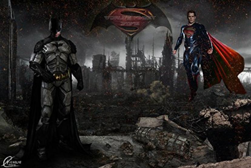 『バットマンVSスーパーマン』
