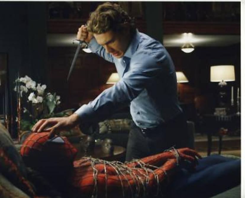 ジェームズ・フランコ『スパイダーマン2』