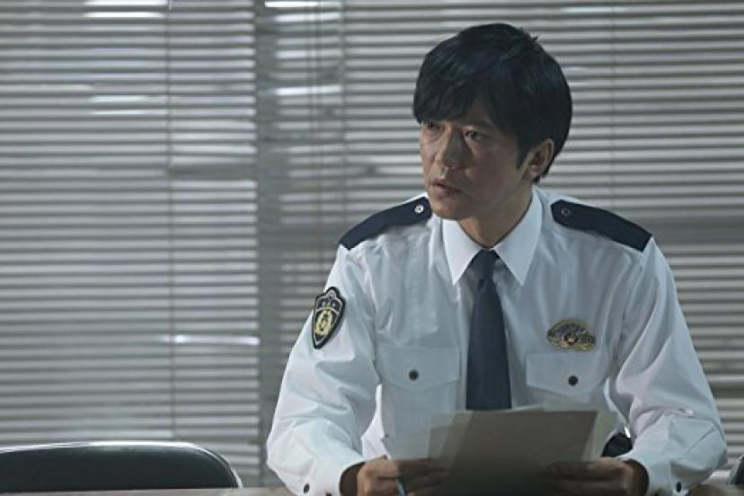 田辺誠一 『撃てない警官』
