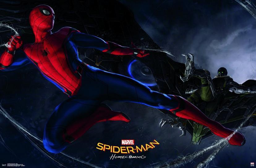 『スパイダーマン:ホームカミング』