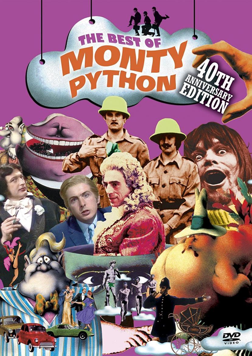 『モンティ・パイソン』