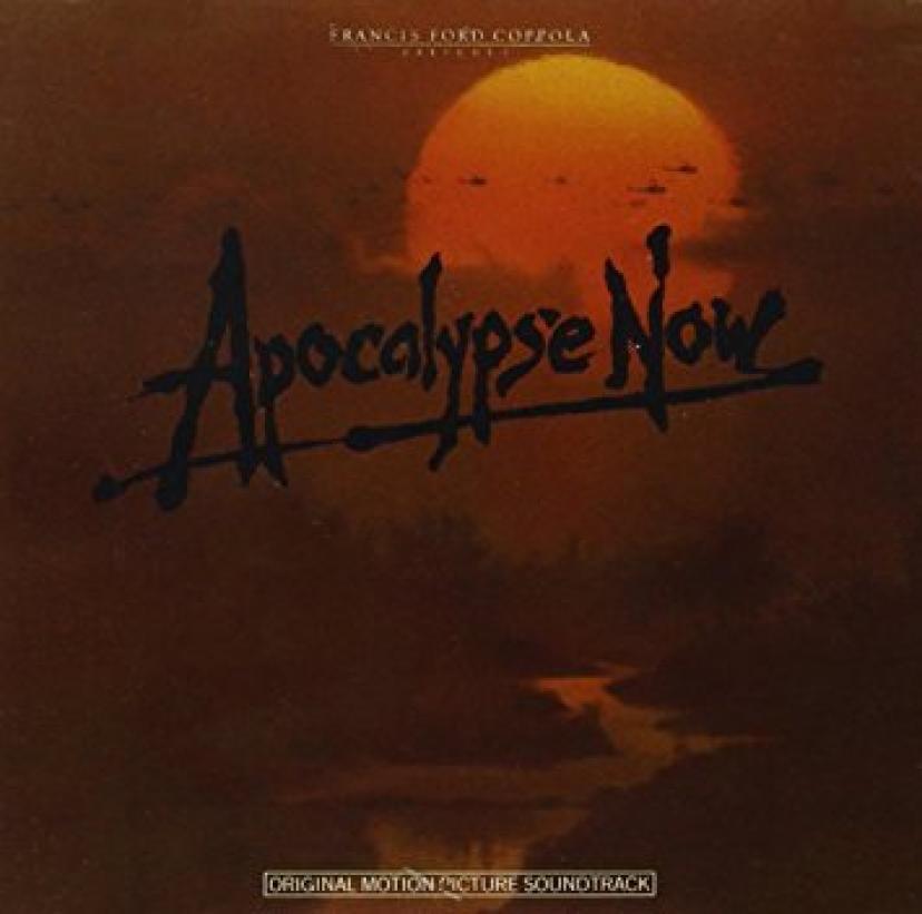 Apocalypse Now CD, Soundtrack, Import
