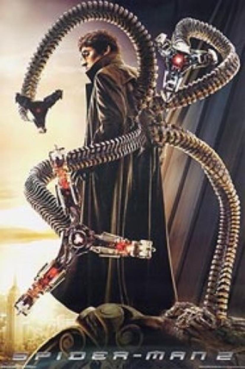 ドクター・オクトパス『スパイダーマン2』
