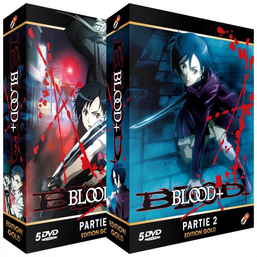『BLOOD+』