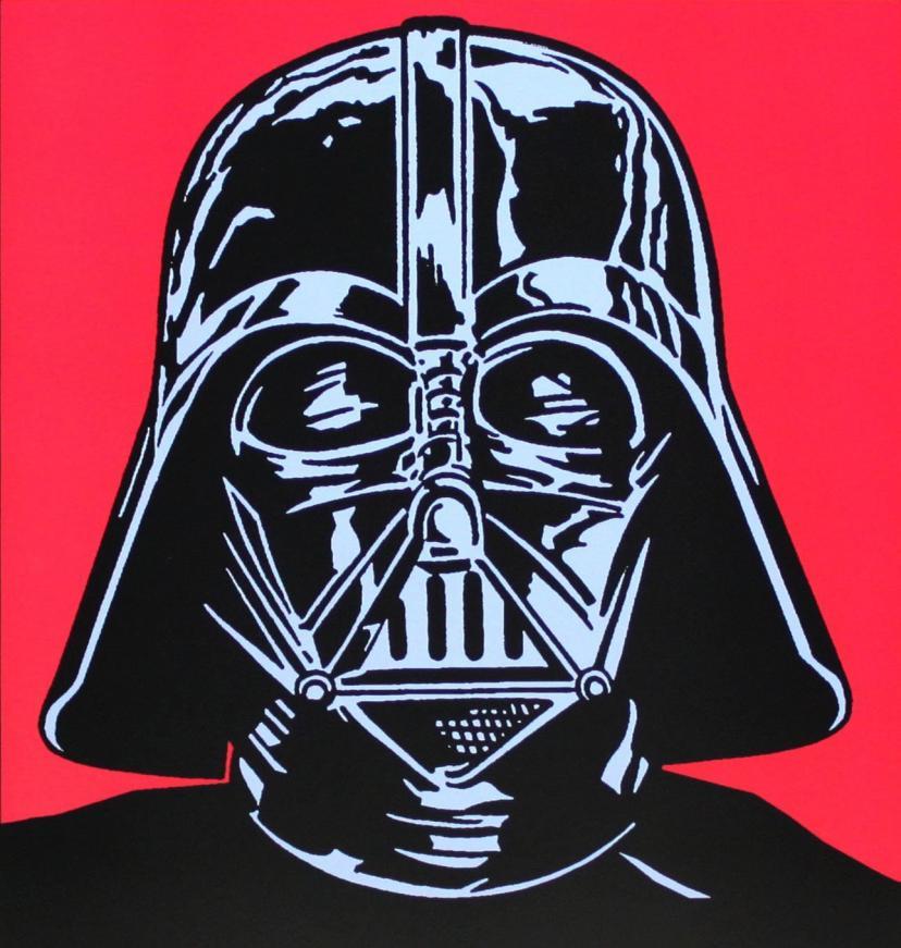 アートショップ フォームス Star Wars「スター・ウォーズ08/ダース・ベイダー」アートポスター