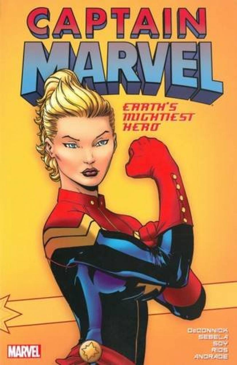 キャプテン・マーベル (マーベル・コミック)の画像 p1_38