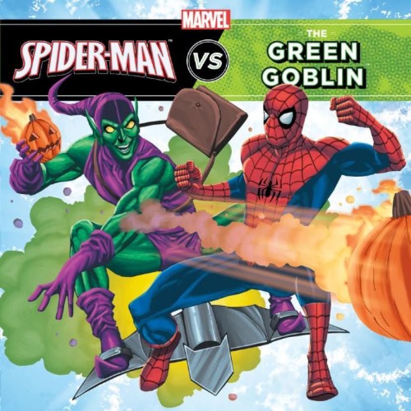 スパイダーマンとグリーンゴブリン