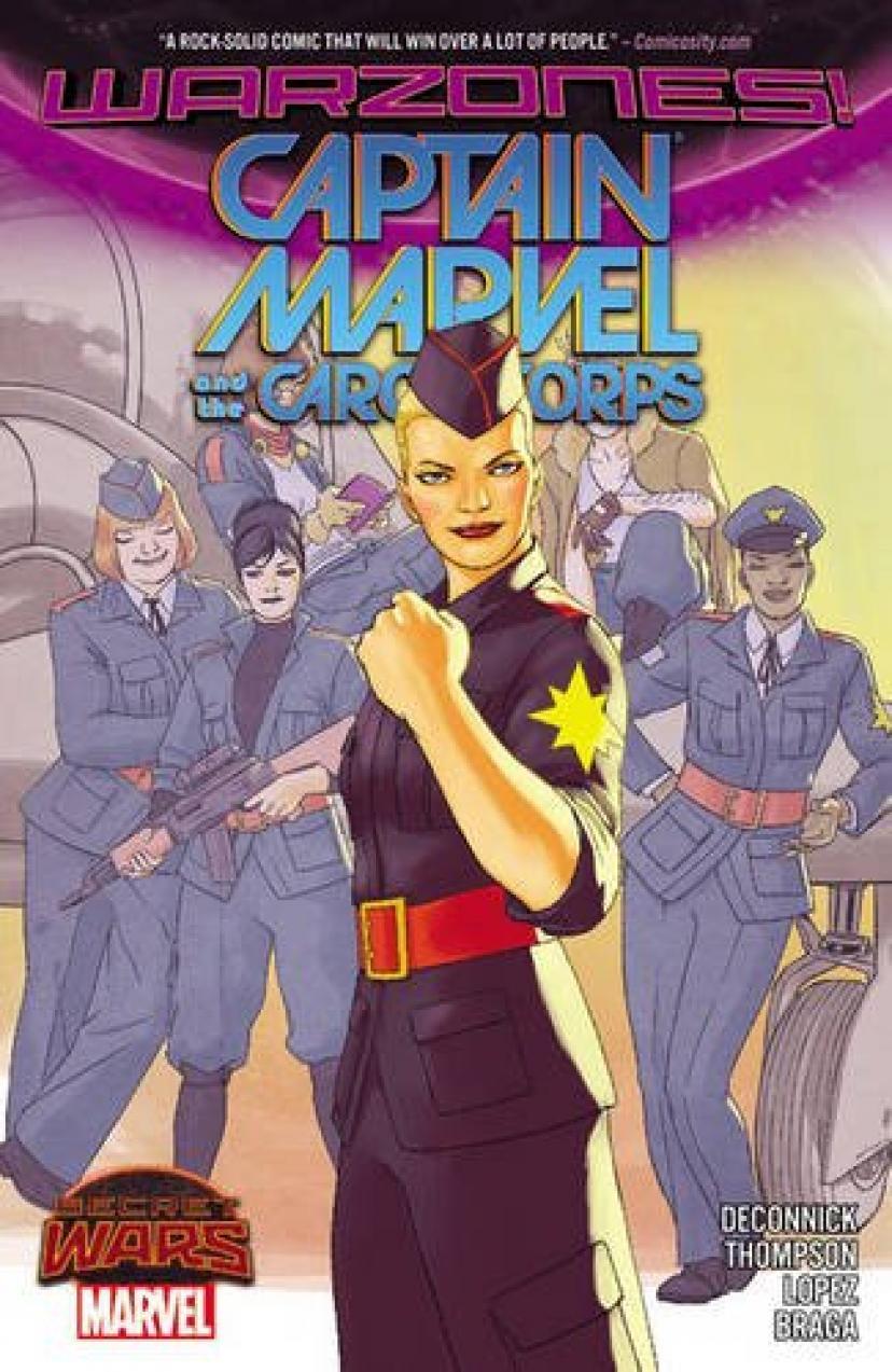 キャプテン・マーベル (マーベル・コミック)の画像 p1_18