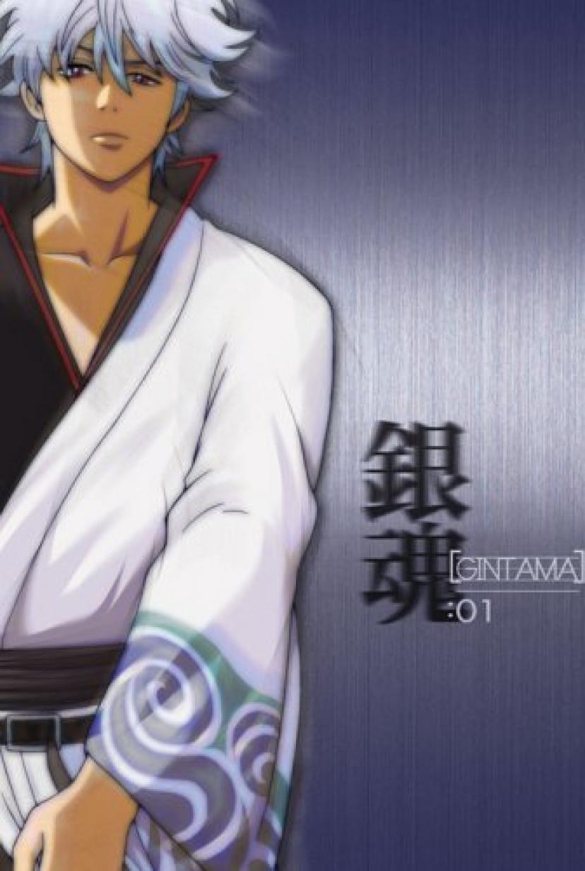 アニメ『銀魂』第1期シーズン其ノ壱1巻