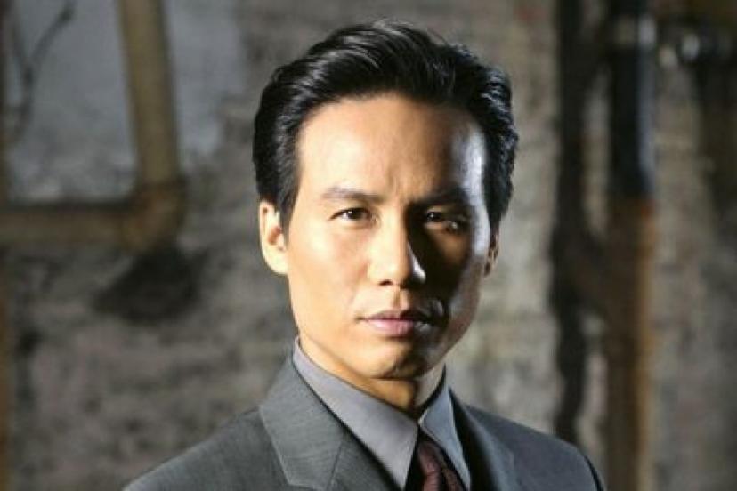 B.D. ウォン
