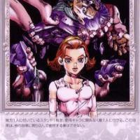 杉本鈴美、「ジョジョ4部」に登場する地縛霊の少女がかわいい