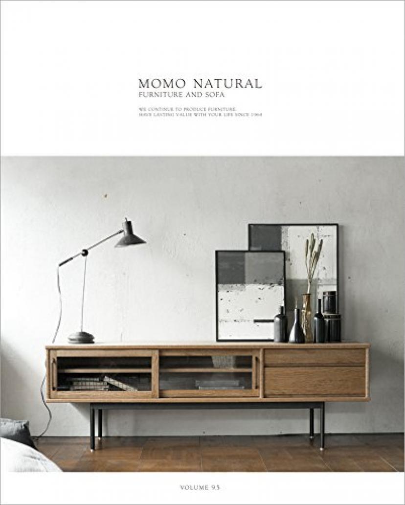 MOMO NATURAL INTERIOR STYLING BOOK VOL.9.5