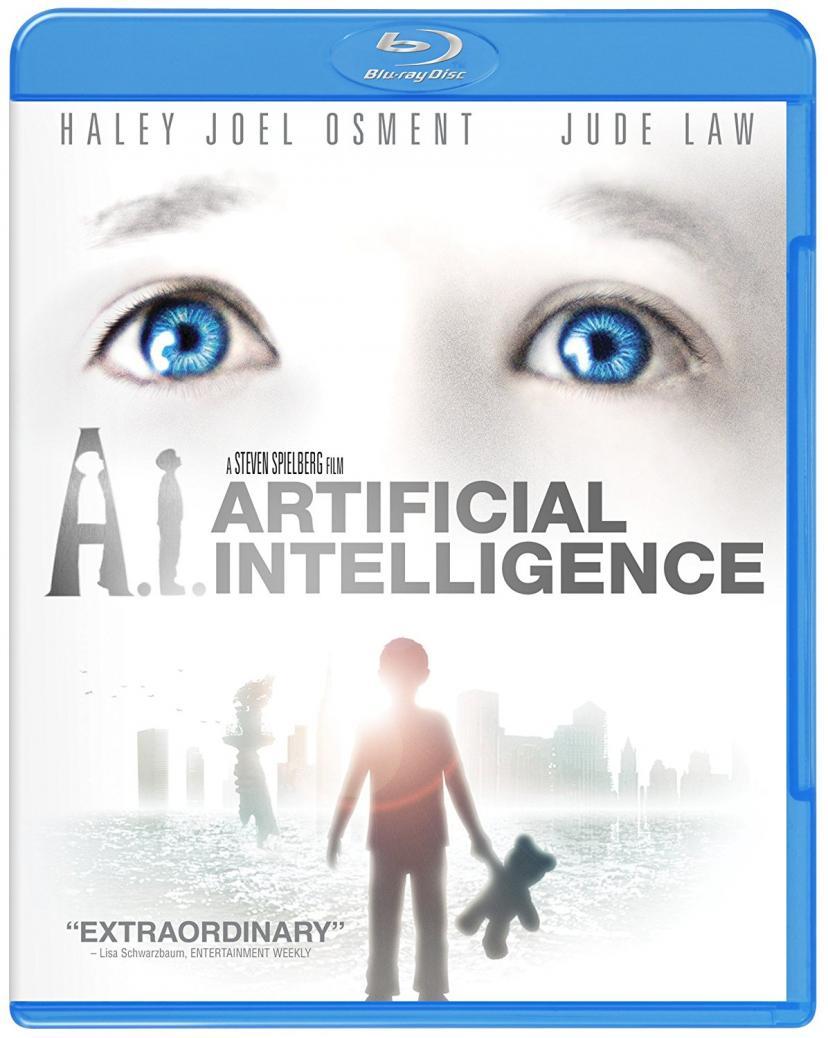 A.I. [Blu-ray]