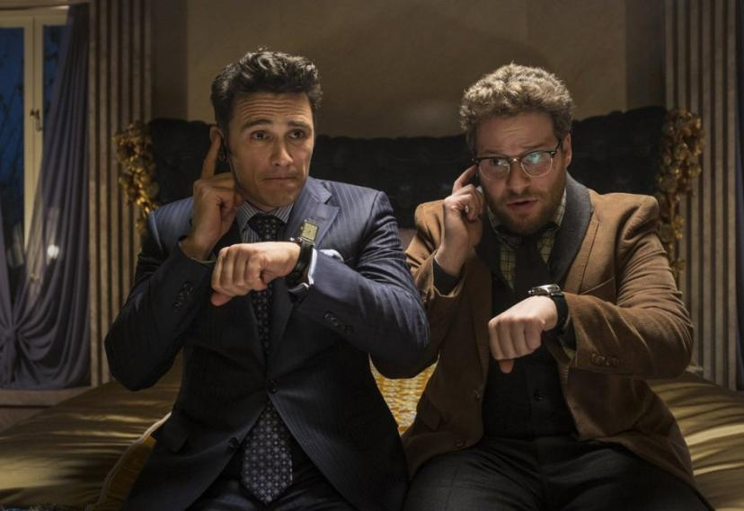 The Interview: Seth Rogen, James Franco, Evan Goldberg, James Weaver
