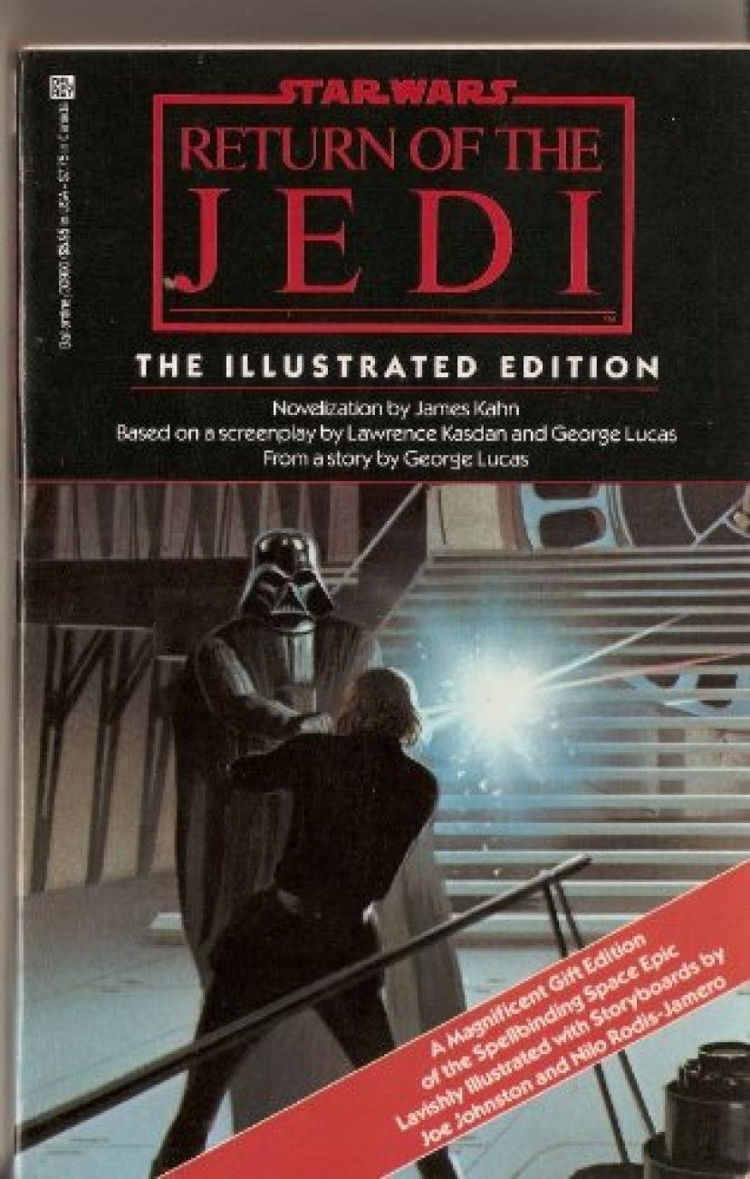 Star Wars The Return of the Jedi The ILLUSTRATED Edition (StarWars)