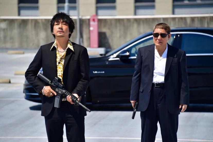 大森南朋、北野武『アウトレイジ最終章』
