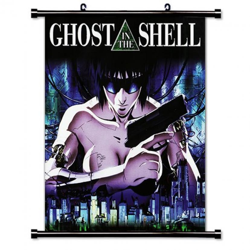 『GHOST IN THE SHELL/攻殻機動隊』(1995)