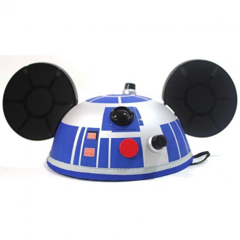 STAR TOURS スターウォーズ USディズニーパーク限定 R2-D2 ミッキーイヤーハット / スターツアーズ Disney STAR WARS