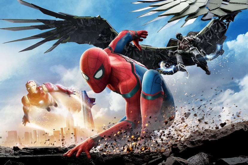 スパイダーマン ホムカミメイン画像