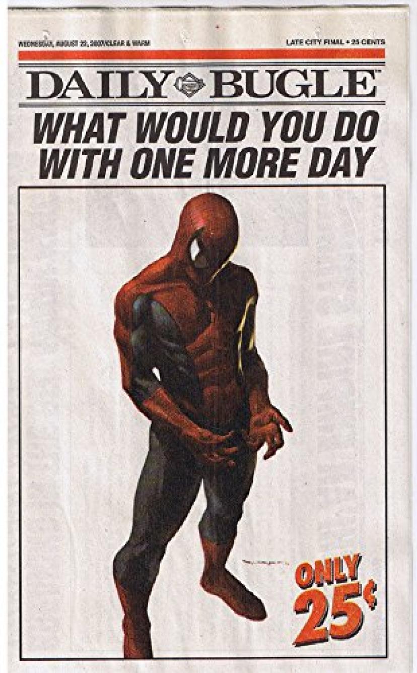 スパイダーマン/デイリービューグル紙