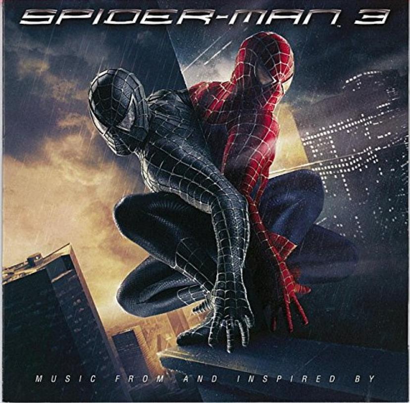 スパイダーマン3 オリジナル・サウンドトラック