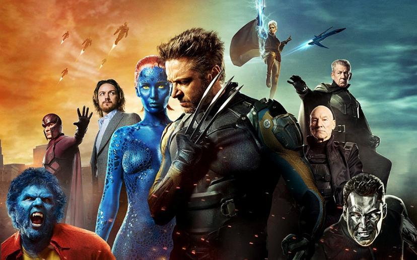 『X-MEN フューチャー&パスト』