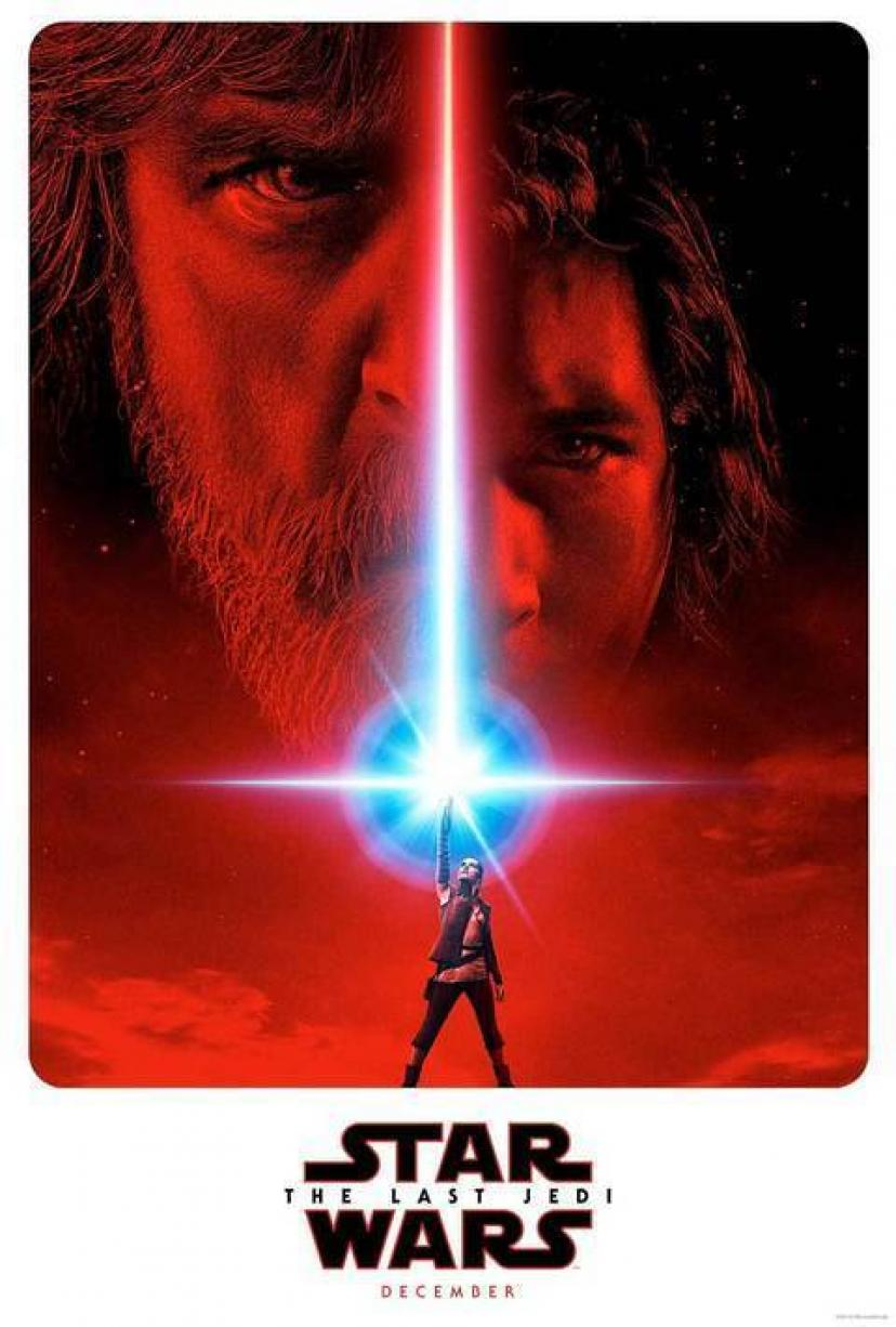 Star Wars The Last Jedi Movie Teaser Poster 24x36 inches (2017) Celebration