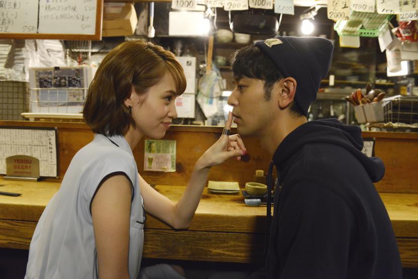妻夫木聡と水原希子『奥田民生になりたいボーイと出会う男すべて狂わせるガール』