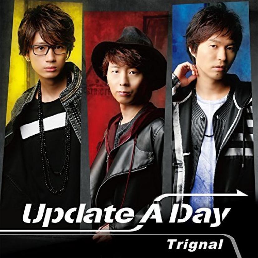 Update A Day(豪華盤)(DVD付)